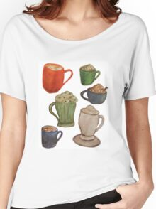Hot chocolate selection Women's Relaxed Fit T-Shirt
