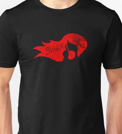 Shhh!!! Gilmore Girls Secret Bar Unisex T-Shirt