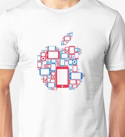 Apple - Portable Unisex T-Shirt