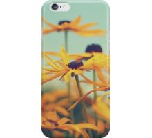 Flowers. Yellow Flowers. iPhone Case/Skin