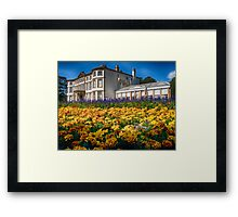 SEWERBY HALL Bridlington UK Framed Print