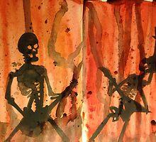 Bare Bones Rock by Artsworth