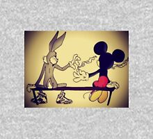 MICKEY BUNNY SMOKING  T-Shirt