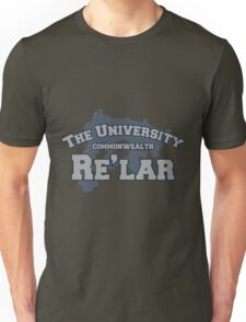 THE UNIVERSITY: RE'LAR Unisex T-Shirt