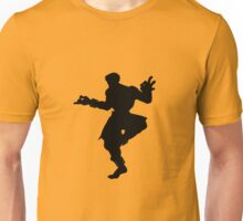 Dhalsim - right side Unisex T-Shirt