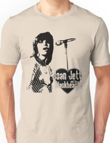 Joan Jett Unisex T-Shirt