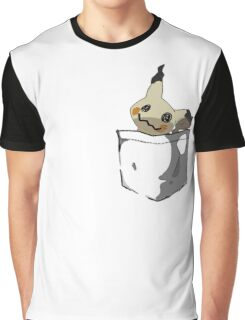 Mimikyu Shirt Pocket Graphic T-Shirt