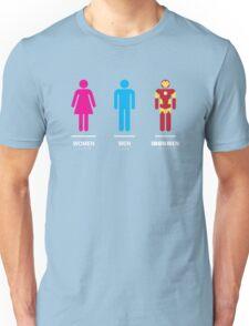 Ironmens Room Unisex T-Shirt