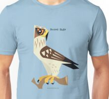 Booted Eagle caricature Unisex T-Shirt
