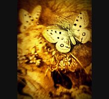 iPhone Case old print ornament embellishment 1884 butterfly Unisex T-Shirt