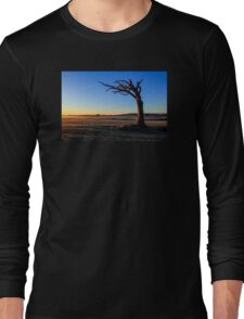 A Tree, Taking A Bough. Long Sleeve T-Shirt