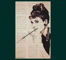 Audrey Hepburn an02 by Krzyzanowski Art
