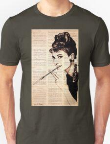 Audrey Hepburn an02 T-Shirt