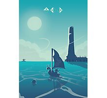 The Wind Waker Photographic Print
