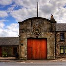 Strathaven Town Mill by Tom Gomez