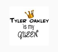 Tyler Oakley: Queen Womens Fitted T-Shirt