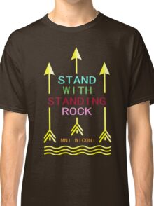 Stand With Standing Rock Classic T-Shirt