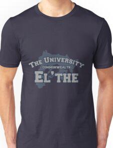 THE UNIVERSITY: EL'THE Unisex T-Shirt