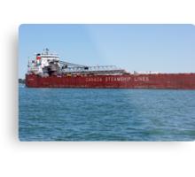 Canada Steamship Lines Metal Print