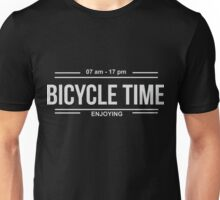 Bicycle Time Unisex T-Shirt