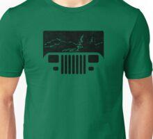 Adventuring YJ Jeep Unisex T-Shirt
