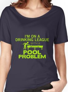 I'm on Drinking League Women's Relaxed Fit T-Shirt