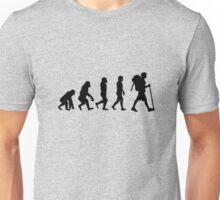 Evolution - dark Unisex T-Shirt
