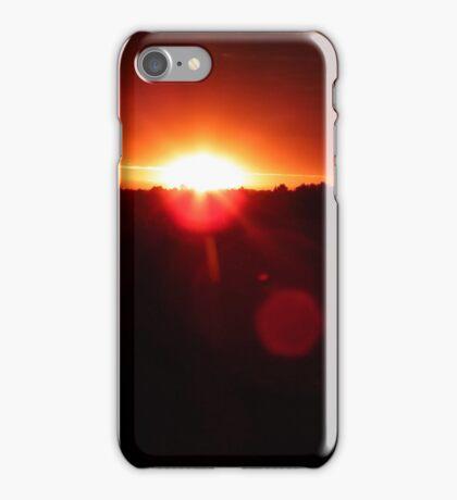 Flaring Up! iPhone Case/Skin