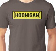 Hoonigan Racing Car Design Unisex T-Shirt