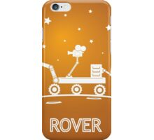 Mars space rover iPhone Case/Skin