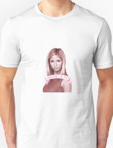 BUFFY OR DIE Unisex T-Shirt
