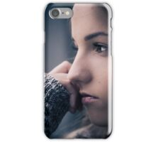 Cold Times iPhone Case/Skin