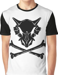 Dark Cubone Graphic T-Shirt