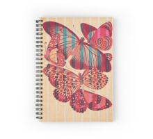Butterflies in Strips Cahier à spirale
