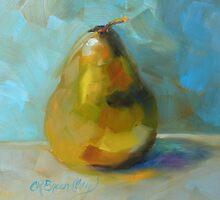 Lonely Pear by Chris Brandley by ChrisBrandley