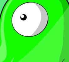 Brain Slug - Futurama Sticker