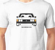 VW Scirocco Old School Unisex T-Shirt