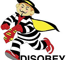 DISOBEY.  by Charles  Perry