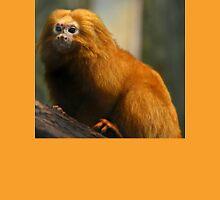 Golden Lion Tamarin (Leontopithecus rosalia) Unisex T-Shirt