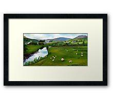 River Ure , Yorkshire dales Framed Print