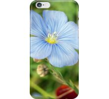 Wildflower Garden iPhone Case/Skin