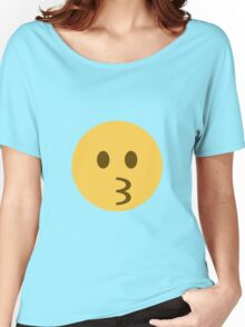 Kissing face Women's Relaxed Fit T-Shirt