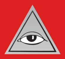 All Seeing Eye by LetThemEatArt