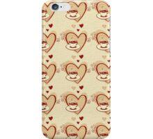 I Love Coffee  iPhone Case/Skin