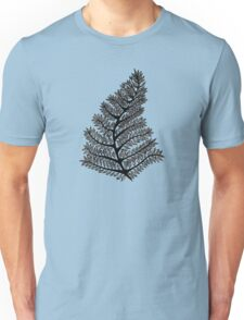 Fern Drawing - 2015 Unisex T-Shirt