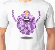 Oh My Glob! Check Out My Geometric Lumps! Unisex T-Shirt