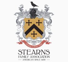 Stearns Coat of Arms One Piece - Long Sleeve