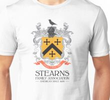 Stearns Coat of Arms Unisex T-Shirt