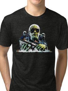 shockwaves Tri-blend T-Shirt