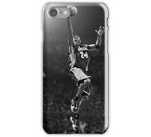 Basketball never stops iPhone Case/Skin